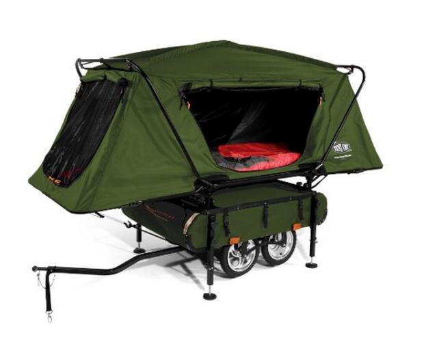 bisiklet kamp çadırı